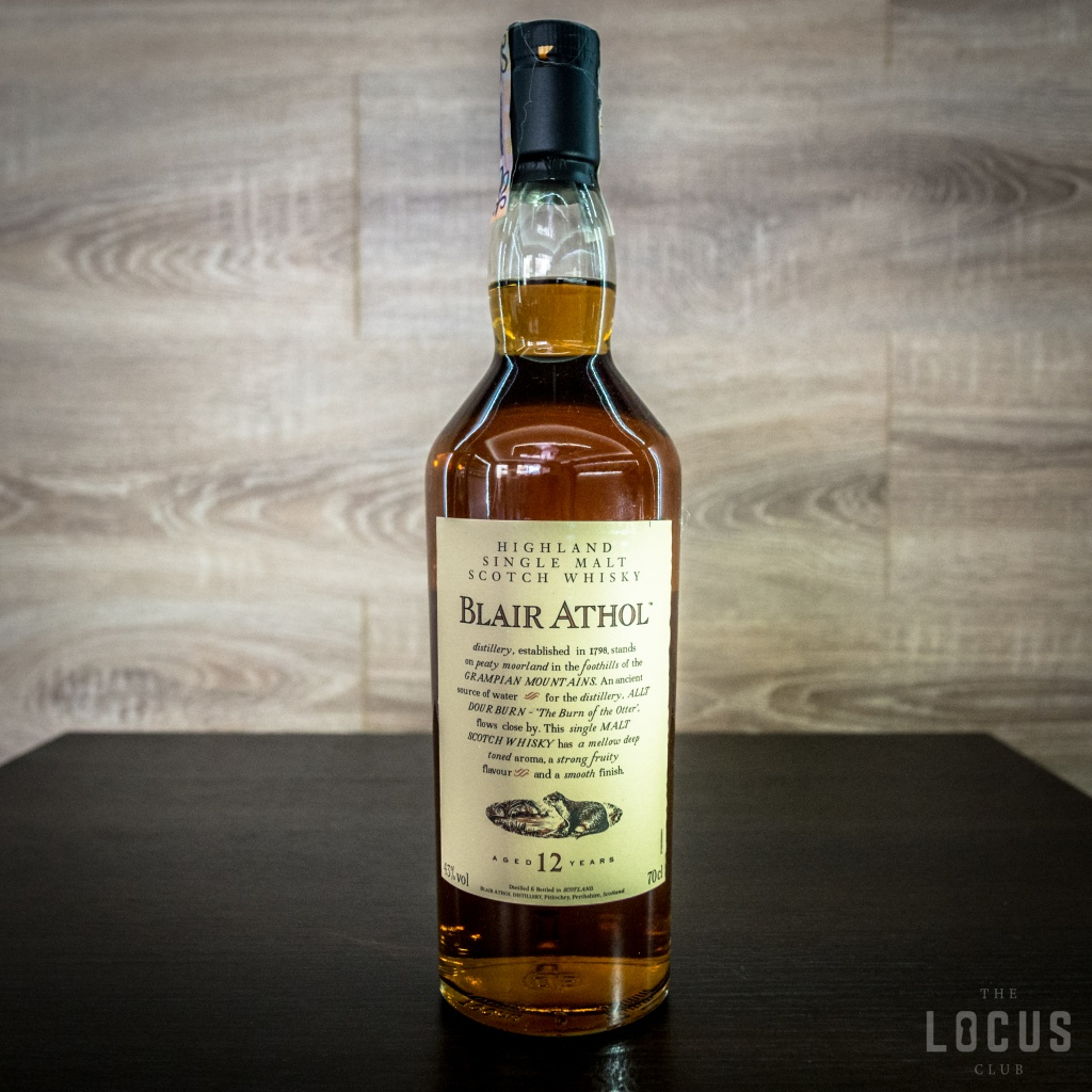 Blair Athol whisky